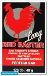 RED RASTER LONG - 120 db
