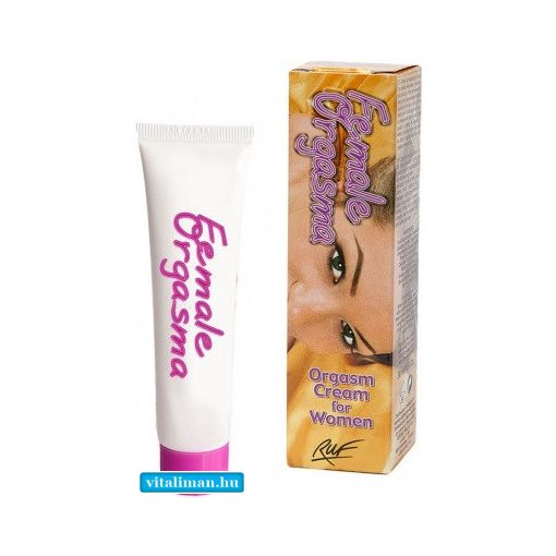 FEMALE ORGASMA - 30 ml