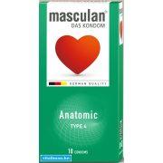 Masculan-4 anatómiai óvszer - 10 db