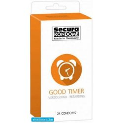 Secura Good Timer  - 24 db óvszer