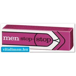 Men stop-stop krém - 18 ml