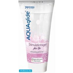 AQUAglide stimulating gel for her - 25 ml