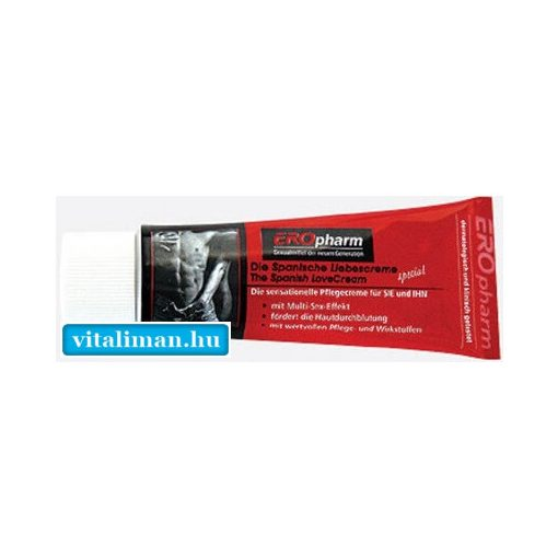 EROpharm - The Spanish LoveCream - 40 ml