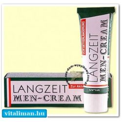 LANGZEIT MEN-CREAM - 28 ml