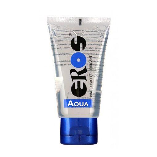 EROS Aqua - vízbázisú síkosító - 50ml