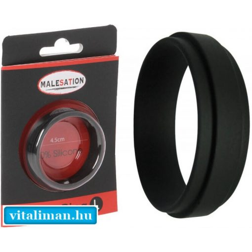 MALESATION Power Ring L (4,5cm) péniszgyűrű - 1 db