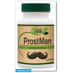 Vitamin Station ProstMan - 30 db