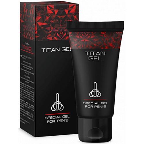 TITAN GÉL ORIGINAL - 50 ML