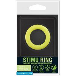 Stimu Ring Green 37 mm - 1 db