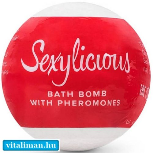 Obsessive Sexy - feromonos fürdőbomba - 100g