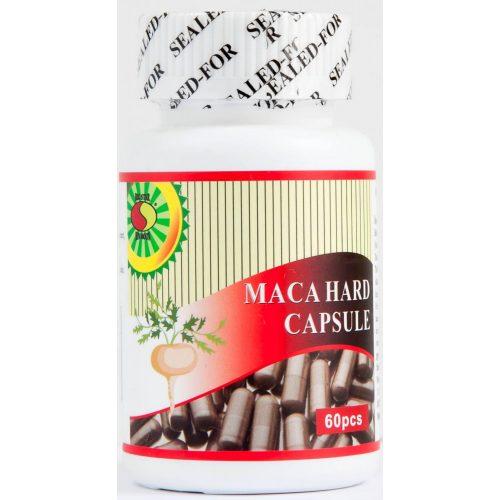 MACA HARD perui zsázsa kapszula férfiaknak - 60 db