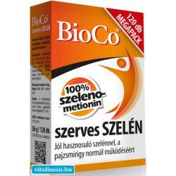BioCo szerves SZELÉN - 120 db