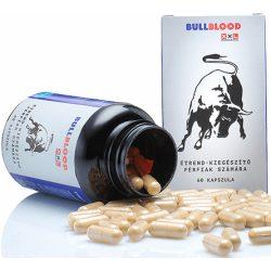 BullBlood kapszula korai magömlésre - 60 db - Kedvezménnyel: 14.500 Ft