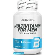 BioTech Multivitamin for Men - 60 db