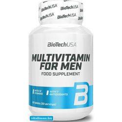BioTech Multivitamin for Men - 60 db