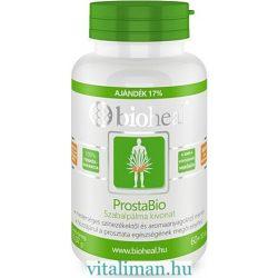 Bioheal ProstaBio Szabalpálma kivonattal - 70 db