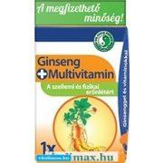 Dr. Chen Ginseng + Multivitamin – 30 kapszula