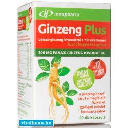 Innopharm Ginzeng Plus - 50 kapszula