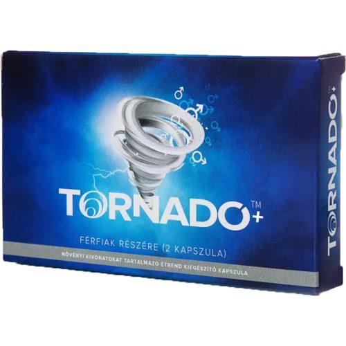 TORNADO potencianövelő - 2 db kapszula