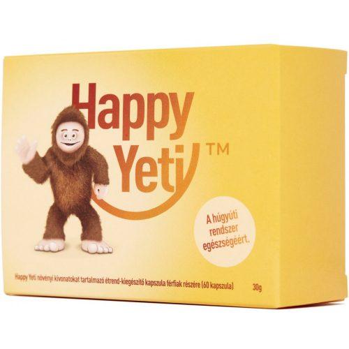 Happy Yeti prosztata kapszula - 60 db