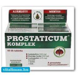 PROSTATICUM KOMPLEX - 60 tabletta