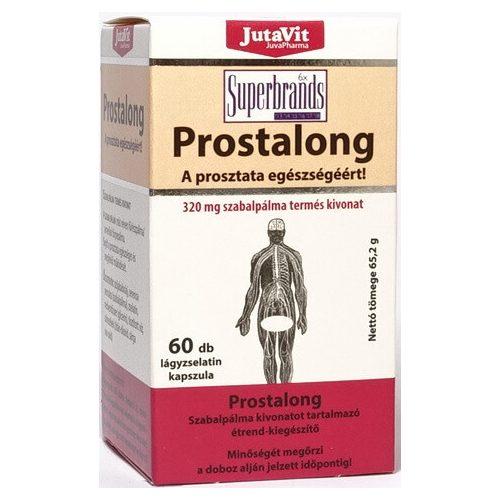 JutaVit Prostalong kapszula - 60 db