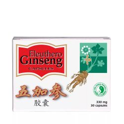 Dr. Chen Eleuthero ginseng - 30 db