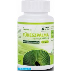 Netamin fűrészpálma 450 mg - 30 db