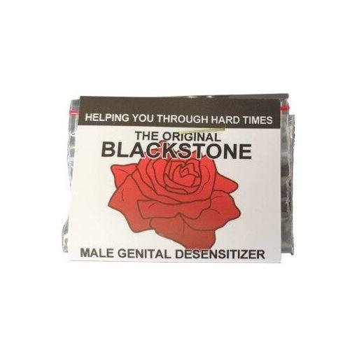 Black Stone - Késleltető Kő Férfiaknak