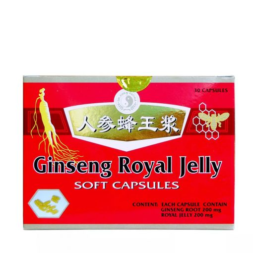 Dr. Chen Ginseng Royal Jelly - 30 db