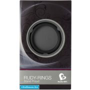 Rocks-Off Rudy-Rings - Black - 1 db