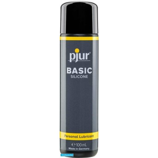 Pjur Basic Silicone - 100 ml bottle