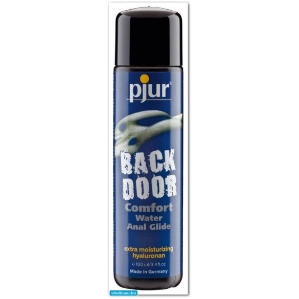 Pjur back door comfort water anal glide - 100 ml