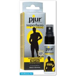 Pjur Superhero Strong delay spray  - 20 ml