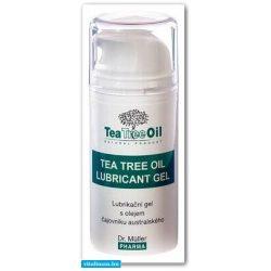DR. MÜLLER Teafaolajos síkosító - 100 ml