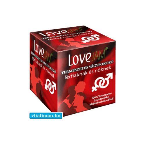 LoveJAM Classic női-férfi vágyfokozó - 10 adag