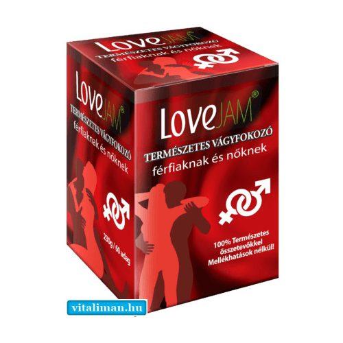 LoveJAM BigBox vágyfokozó - 50 adag