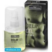 CoolMann Delay Gel - 30 ml