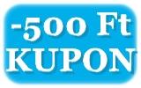 -500 Ft KUPON
