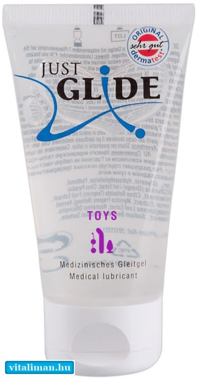 Just Glide Toy Lube - 50 ml