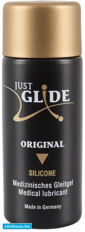 Just Glide Silicone - 30 ml