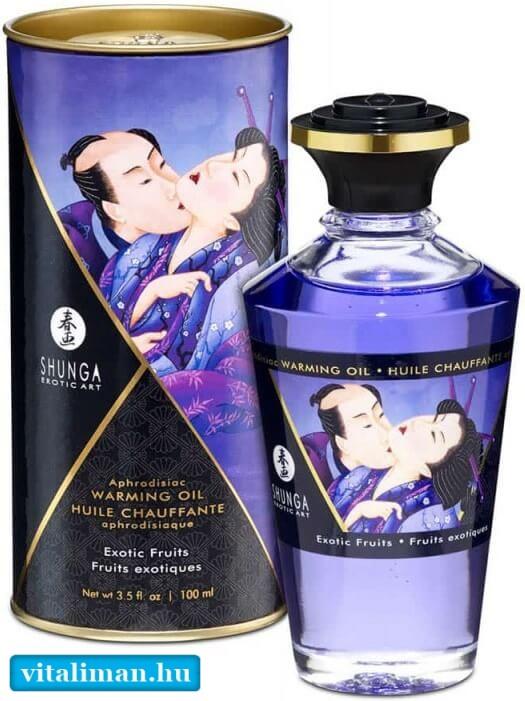 Aphrodisiac Oils Exotic Fruits - 100 ml