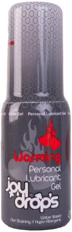 Warming Personal Lubricant Gel - 50 ml
